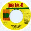 Anthony B - Black Woman (Digital B)