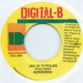 Norris Man - Jah Is The Ruler (Digital B)