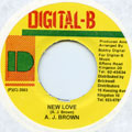 AJ Brown - New Love