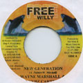 Wayne Marshall, Vybz Kartel - New Generation (Free Willy)