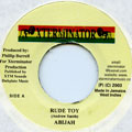 Abijah - Rude Toy
