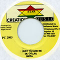 Sizzla - Just You And Me (Creation Music)