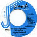 Wayne Marshall - We The People Elect (Jammys)