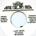 Bushman - Last Train (Awful Music)