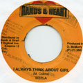 Sizzla - I Always Think About Girl (Hands & Heart)