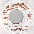 Barrington Levy - Dances Are Changes (Press Noise)