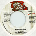 Shabba Ranks - Poor People (Brick Wall)