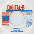 President Brown - Parable (Digital B)