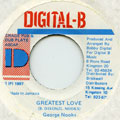George Nooks - Greatest Love (Digital B)