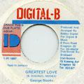 George Nooks - Greatest Love (Digital B)