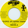 Sizzla - Love An Affection (Massive B US)