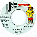 Jigsy King - It's Natural (John John)