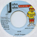 Reggie Stepper - How (John John)