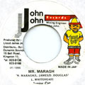 Junior Cat - Mr. Maragh