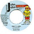 Junior Cat - Pretty Gal