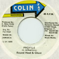Roundhead, Ghost - Profile