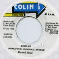 Roundhead - Woman (Colin Fat)