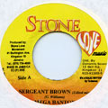Mega Banton - Sergeant Brown (Edited Mix) (Stone Love)