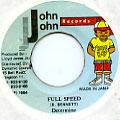Determine - Full Speed (John John)