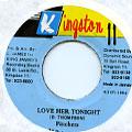 Pinchers - Love Her Tonight (Kingston 11)