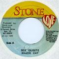 Major Cat - Sex Quisite (Stone Love)