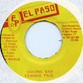 Frankie Paul - Galong Bad (El Paso)