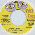 Mad Cobra - A Gal A Chat (Fat Eyes)