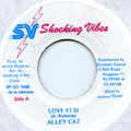 Alley Cat - Love Fi Si (Shocking Vibes)