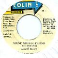 Caswell Brown - Sound Nuh Beg Friend (Colin Fat)