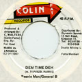 Beenie Man, General B - Dem Time Deh (Colin Fat)