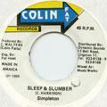 Simpleton - Sleep & Slumber (Colin Fat)