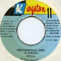 African - Sentimental Girl (Kingston 11)
