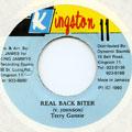 Terry Ganzie - Real Back Biter (Kingston 11)