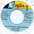 F McCalpin - More Questions Than Answers (Kingston 11)