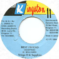 Stinga D, Sapphire - Best Friend (Kingston 11)