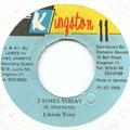 Linton Tony - 3 Times Today (Kingston 11)