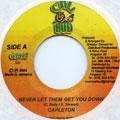 Capleton - Never Let Them Get You Down (Calibud)