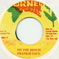 Frankie Paul - On The Bench