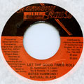 Beres Hammond, Natural Black - Let The Good Times Roll