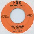 Keith Rowe - Out Of Many