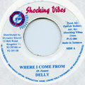 Delly Ranks - Where I Come From