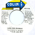 Queen Paula, Lady Mackerel - Land Pon Runway (Colin Fat)
