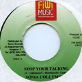 Sonia Collymore - Stop Your Talking