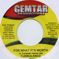 Turbulence - For What It's Worth (Gemtar)