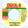 Bobby Crystal - One More Night