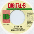 Gregory Isaacs - Don't Go