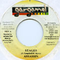 Agent Sasco (Assassin) - Stages (Gargamel)