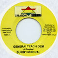 Bunny General - General Teach Dem