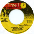 Barry Brown - Juks And Watch