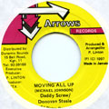 Daddy Screw, Donovan Steele - Moving All Up (Arrows)